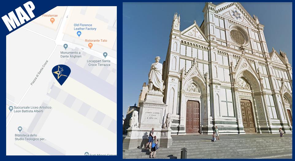 Santa Croce Tour Star Florence